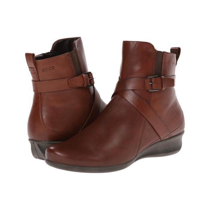 【海外限定】バックル ブーツ レディース靴 【 ABELONE CROSS BUCKLE BOOT 】