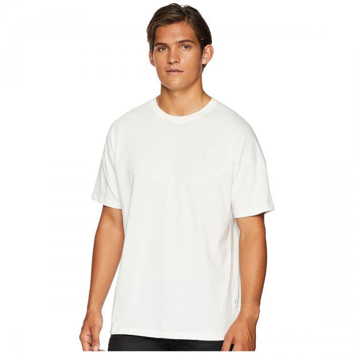 PUBLISH ニット 【 VIC KNIT SHIRT WHITE 】 メンズファッション トップス カジュアルシャツ 送料無料