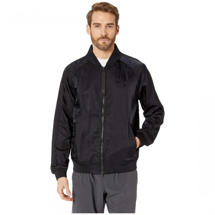 ナイキ NIKE 黒 ブラック 【 BLACK NIKE NSW SOUVENIR JACKET 】 メンズファッション コート ジャケット