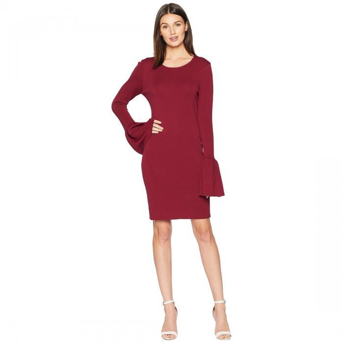 バルドット BARDOT ドレス 【 BARDOT ARABELLA DRESS WINE 】 レディースファッション ワンピース