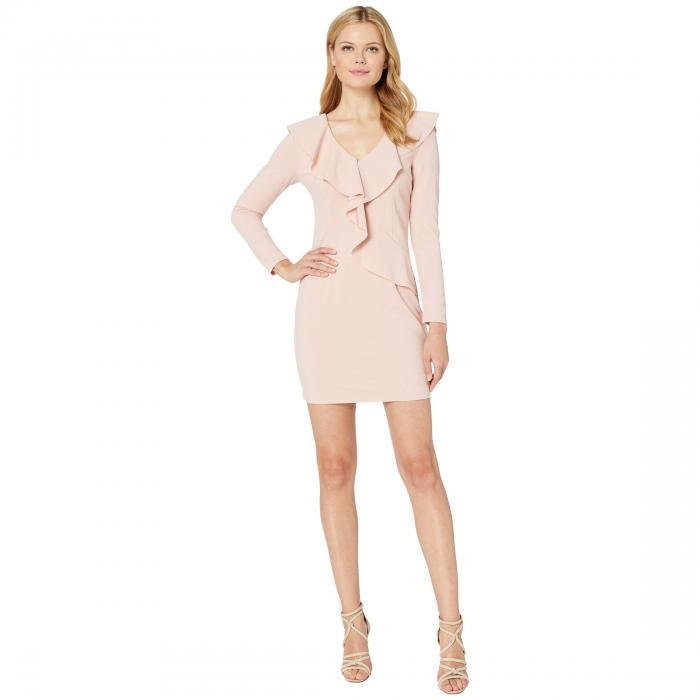 ALEXIA ADMOR ドレス 【 ALEXIA ADMOR CIARA RUFFLE DRESS BLUSH 】 レディースファッション ワンピース