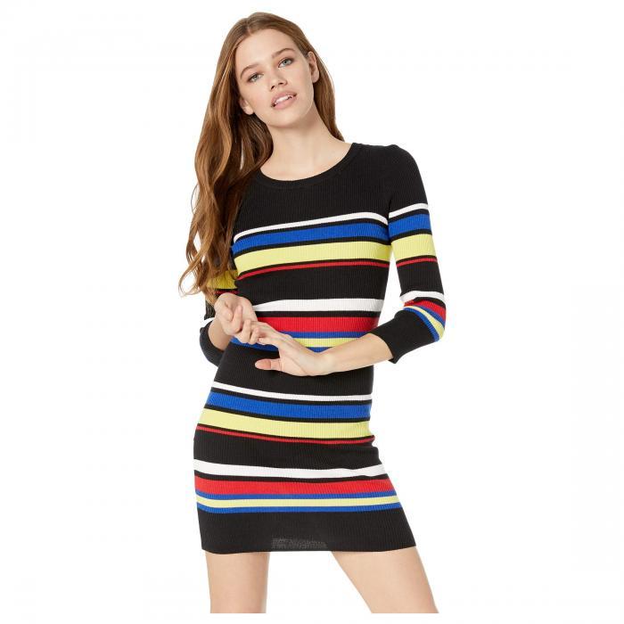 SANCTUARY ドレス レディースファッション ワンピース レディース 【 Trailblaze Sweater Dress 】 Multi Stripe