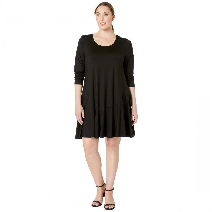 KAREN KANE PLUS ドレス レディースファッション ワンピース レディース 【 Plus Size Dakota Dress 】 Black