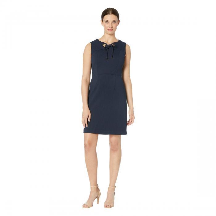 PAPPAGALLO ドレス ニット レディースファッション ワンピース レディース 【 The Peyton Dress - Knit Pique 】 Navy