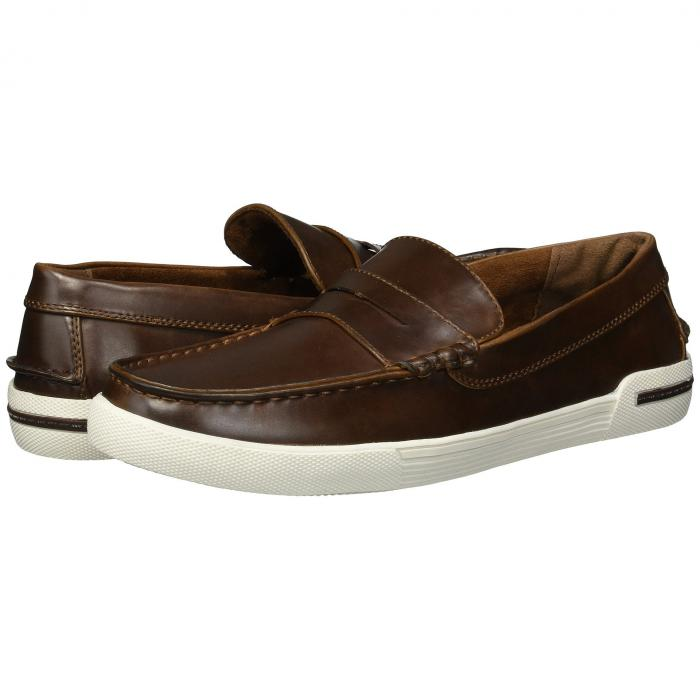 KENNETH COLE UNLISTED メンズ ローファー 【 Un-anchor 】 Brown