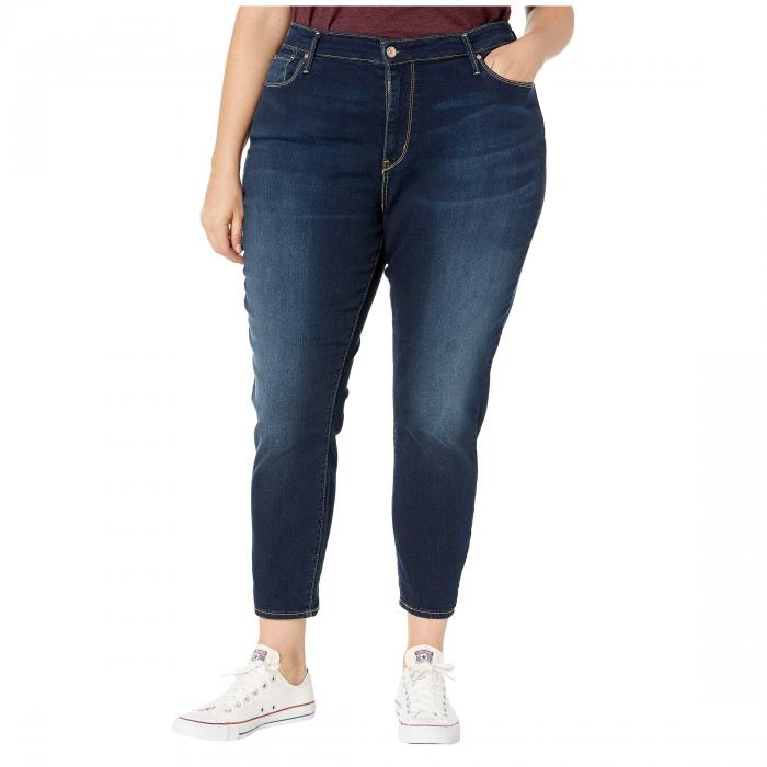 SIGNATURE BY LEVI STRAUSS & CO. GOLD LABEL 金色 ゴールド モダン スキニー ジーンズ & CO. 【 SIGNATURE BY LEVI STRAUSS GOLD LABEL PLUS SIZE MODERN SKINNY JEANS IMMACULATE 】 レディースファッション ボトムス パ