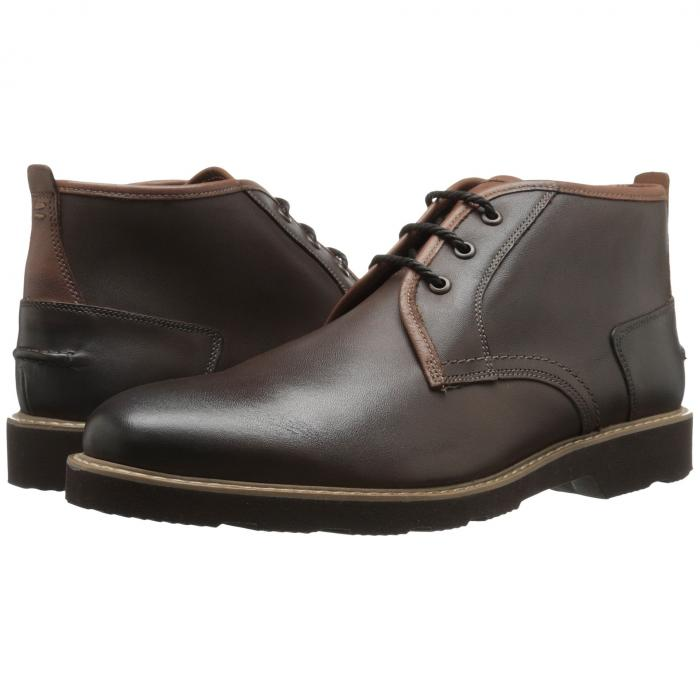 FLORSHEIM チャッカ ブーツ メンズ 【 Casey Chukka Boot 】 Brown Smooth