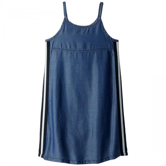 【海外限定】ドレス ワンピース マタニティ 【 SIDE TAPING TENCEL DRESS BIG KIDS 】