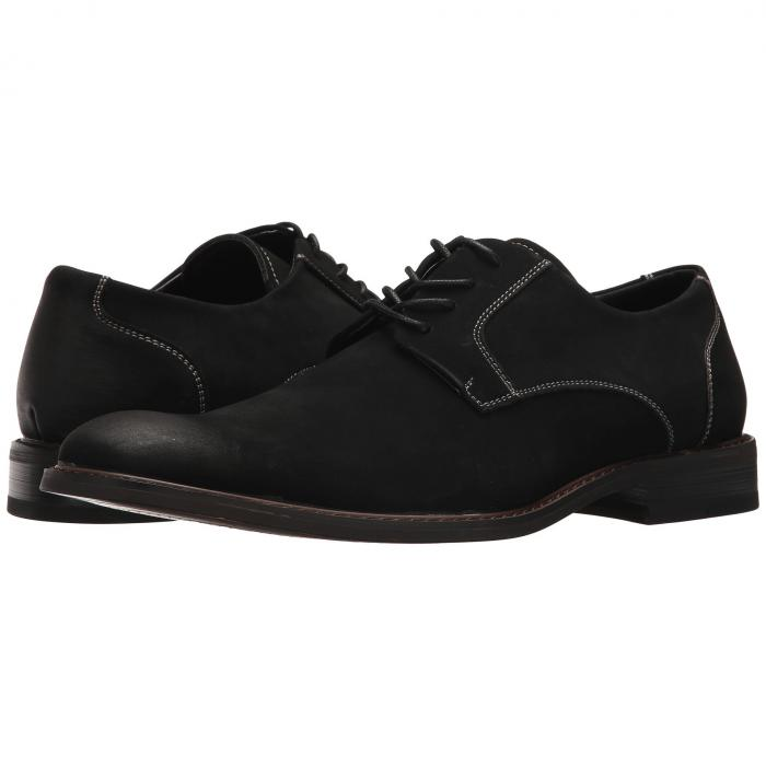 KENNETH COLE UNLISTED 黒 ブラック 【 BLACK KENNETH COLE UNLISTED ALIGNMENT 1 】 メンズ ビジネススニーカー