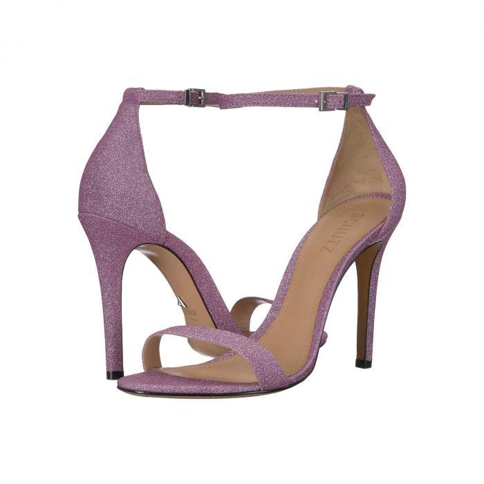 SCHUTZ レディース 【 Cadey-lee 】 Light Pink Glitter Rich