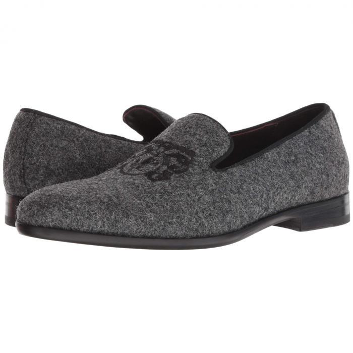 ブルーノマリ BRUNO MAGLI メンズ ローファー 【 Picasso 】 Grey Wool