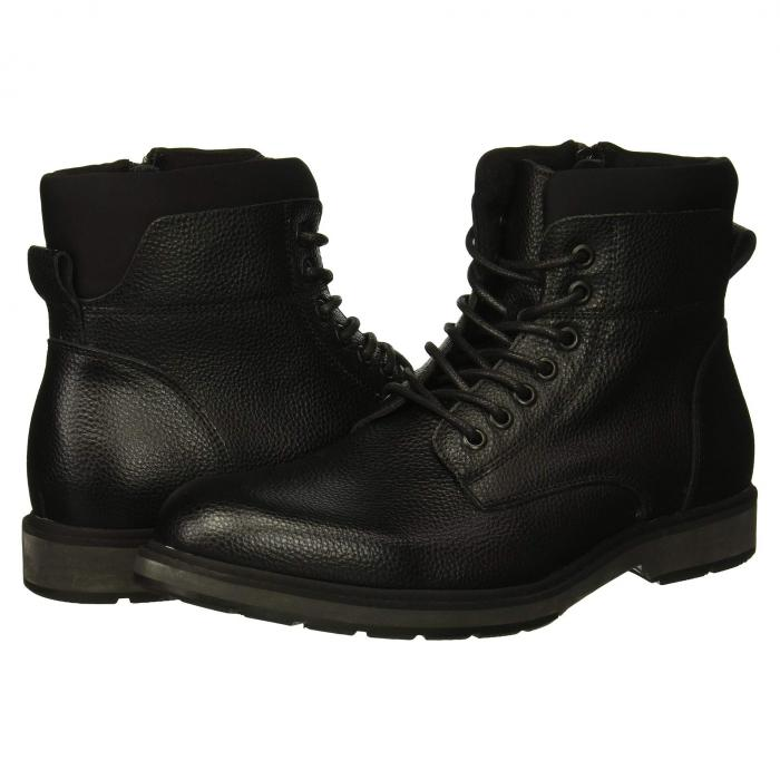【NeaYearSALE1/1-1/5】KENNETH COLE REACTION 【 DRUE BOOT BLACK 】 メンズ ブーツ 送料無料