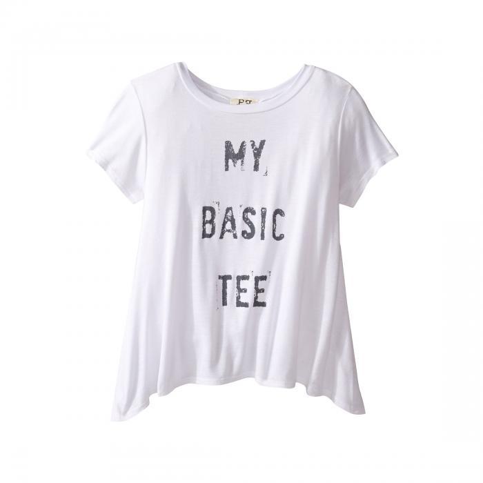 【海外限定】Tシャツ カットソー ベビー 【 BASIC TEE BIG KIDS 】