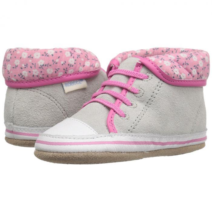 【海外限定】マタニティ 靴 【 FLORAL FLORA MINI SHOEZ INFANT TODDLER 】