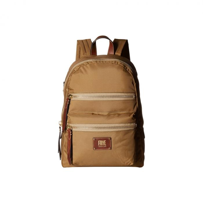 FRYE バックパック バッグ リュックサック ナイロン 【 FRYE IVY BACKPACK TAN NYLON 】 バッグ