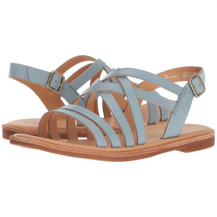 KORK-EASE レディース 【 Nicobar 】 Light Blue Full Grain Leather