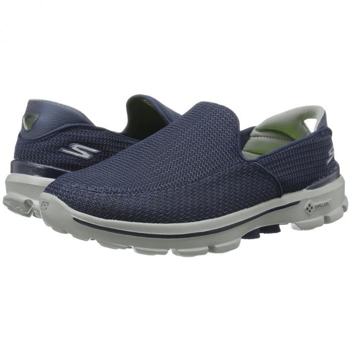 【海外限定】ウォーク スニーカー メンズ靴 【 GO WALK 3 】