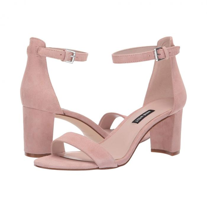 NINE WEST レディース 【 Pruce Block Heel Sandal 】 Modern Pink