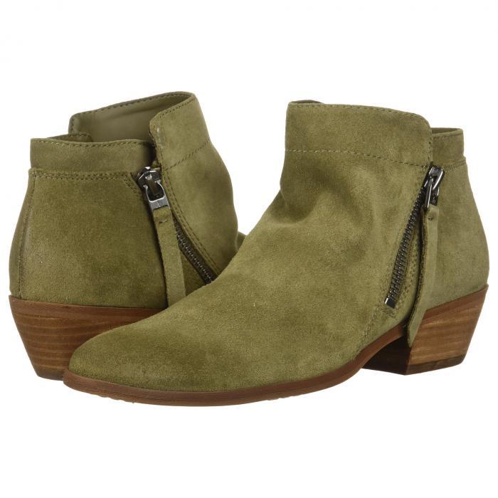 SAM EDELMAN レディース 【 Packer 】 Moss Green Velutto Suede Leather