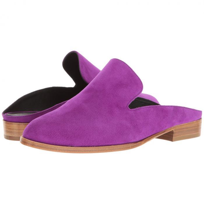 CLERGERIE 紫 パープル スエード スウェード 【 PURPLE CLERGERIE ALICEN SUEDE 】
