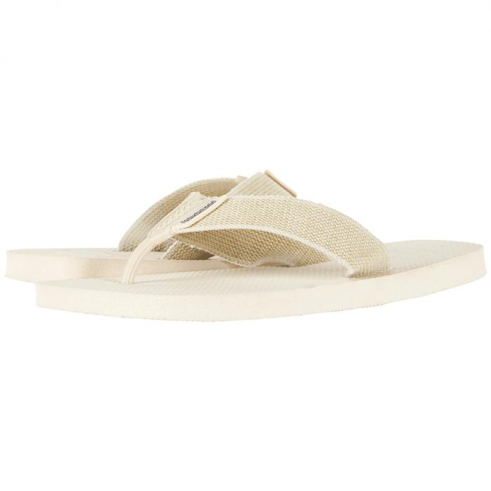 HAVAIANAS 【 HAVAIANAS URBAN BASIC FLIP FLOPS BEIGE 】 メンズ サンダル