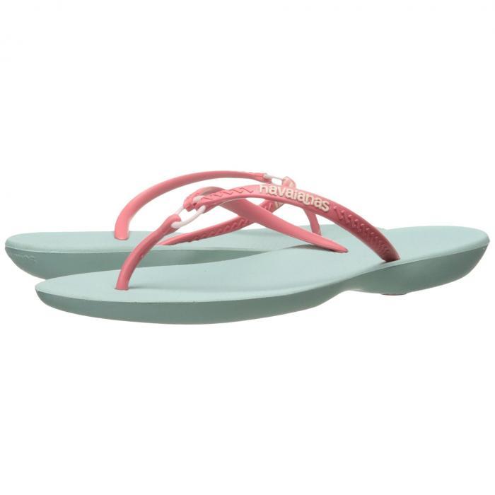 【海外限定】ミュール レディース靴 【 RING FLIP FLOPS 】