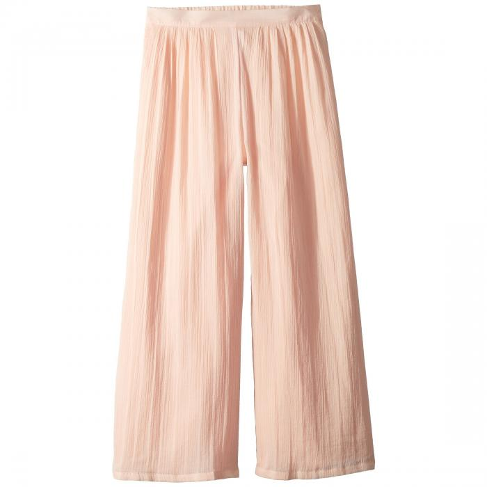JANIE AND JACK 【 PLEATED PALAZZO PANTS TODDLER LITTLE KIDS BIG PEACH PINK 】 キッズ ベビー マタニティ ボトムス 送料無料