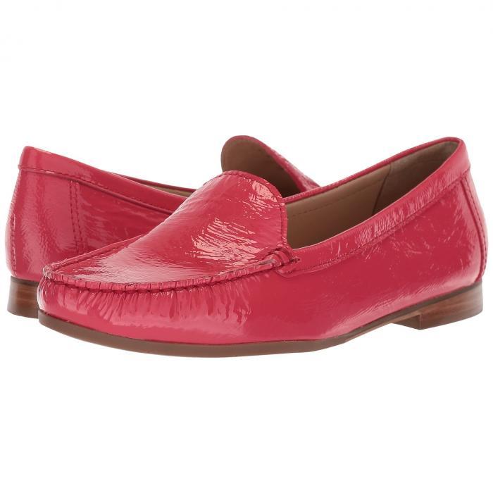 HUSH PUPPIES スリッポン レディース 【 Yorktese Slip-on 】 Paradise Pink Patent