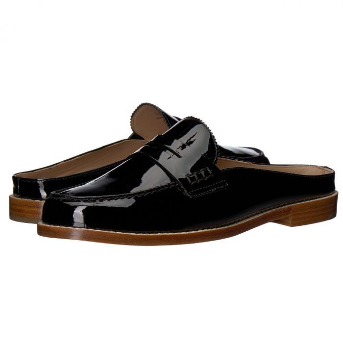 JOHNSTON & MURPHY レディース 【 Giada 】 Black Patent Leather