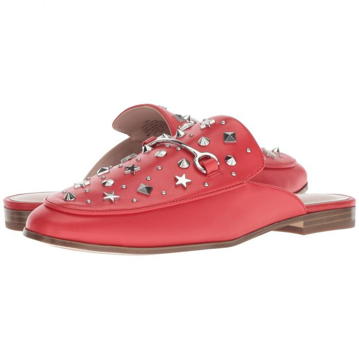 NINE WEST レディース 【 Welynne 】 Red Leather