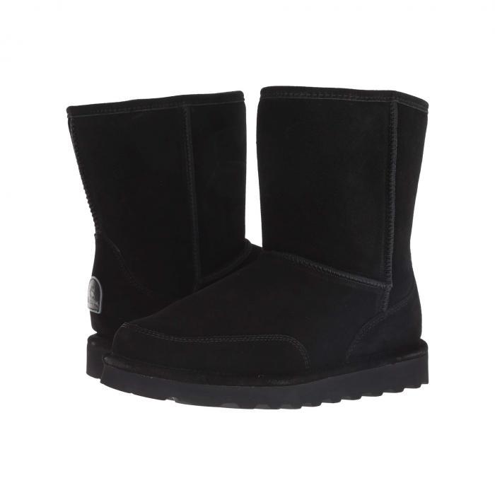 ベアパウ BEARPAW メンズ ブーツ 【 Brady 】 Black