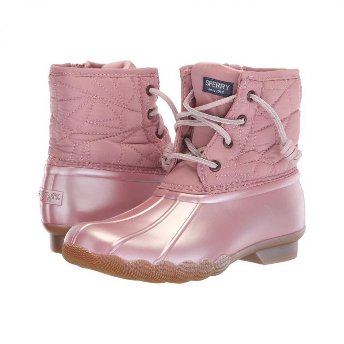【海外限定】ブーツ 靴 キッズ 【 SALTWATER BOOT LITTLE KID BIG 】