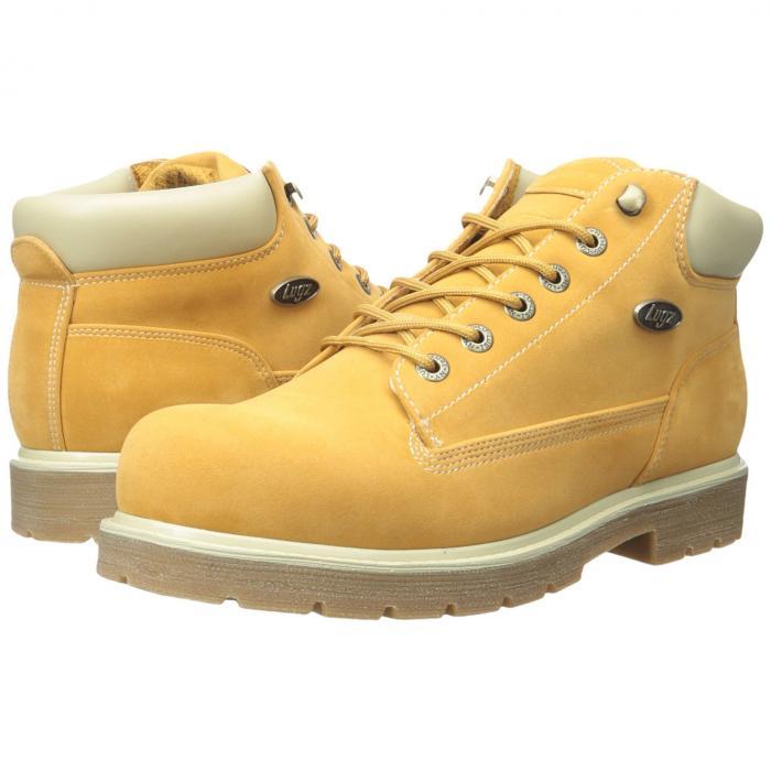 LUGZ メンズ ブーツ 【 Drifter Lx 】 Golden Wheat/cream/gum
