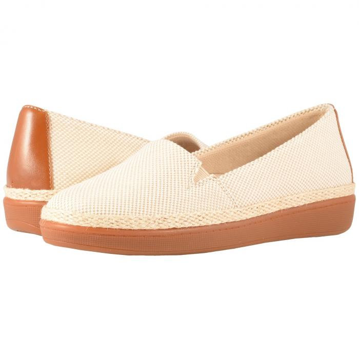 TROTTERS レディース 【 Accent 】 Natural/rust Linen/smooth Man Made