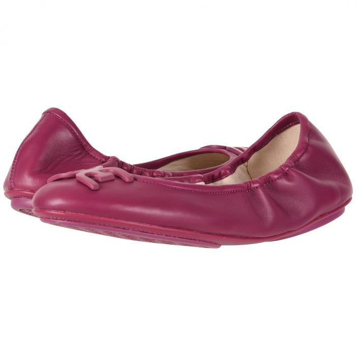 SAM EDELMAN ピンク 【 PINK FLORENCE MULBERRY NAPPA LUVA LEATHER 】 送料無料