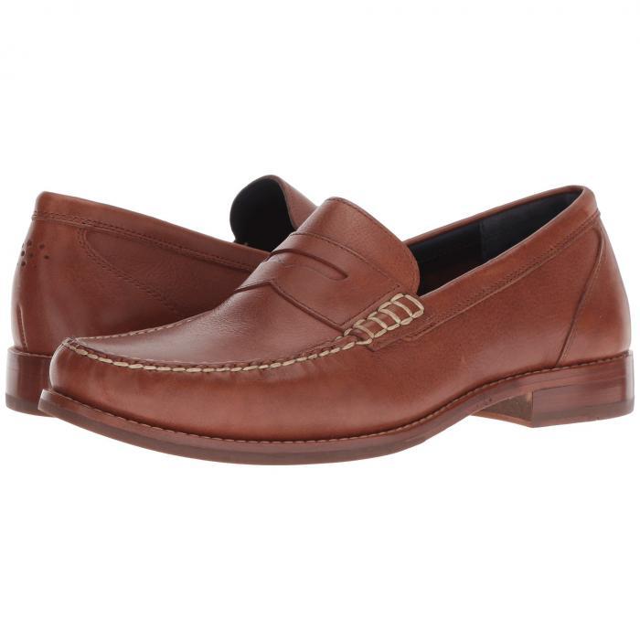 コールハーン COLE HAAN グランド ペニー メンズ ローファー 【 Pinch Grand Casual Penny Loafer 】 Woodbury Leather
