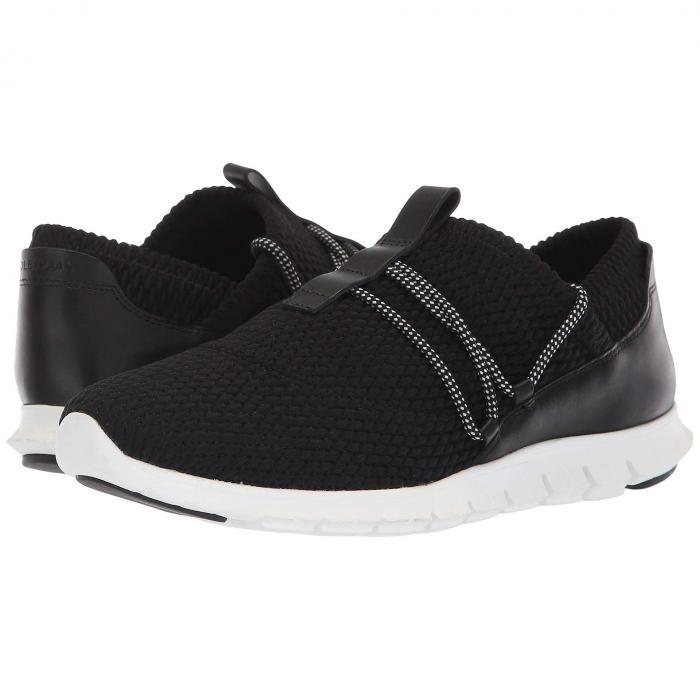コールハーン COLE HAAN スニーカー レディース 【 Zerogrand Quilted Sneaker 】 Black Quilt Stretch