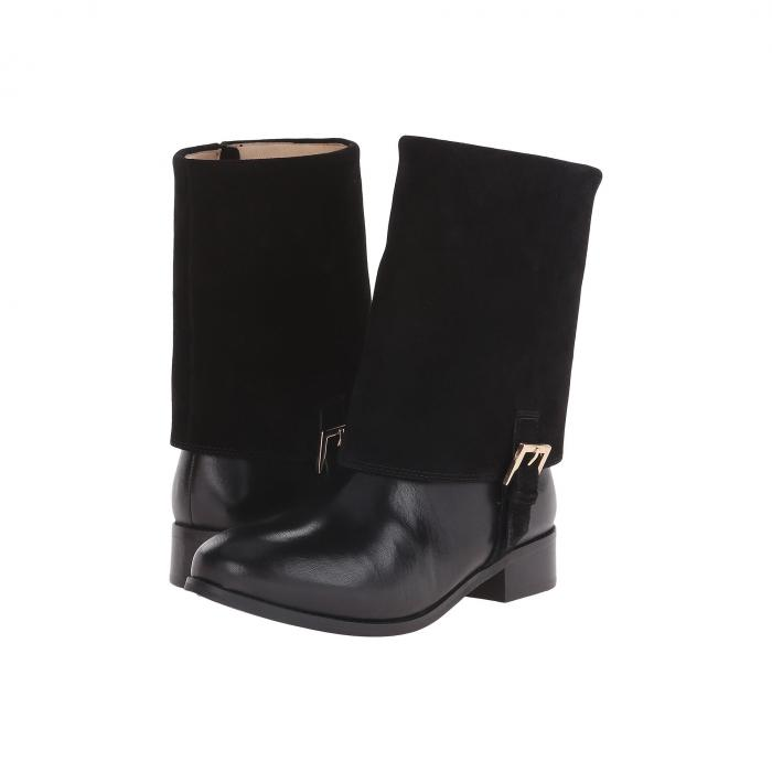 TROTTERS スエード スウェード 【 LIMONA BLACK FULL GRAIN SOFT NAPPA LEATHER COW SUEDE 】 送料無料