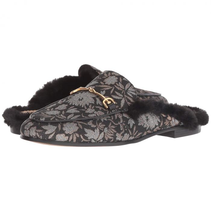 SAM EDELMAN レディース 【 Linnie 】 Black Multi Holiday Floral Jacquard Holiday Floral Jacquard