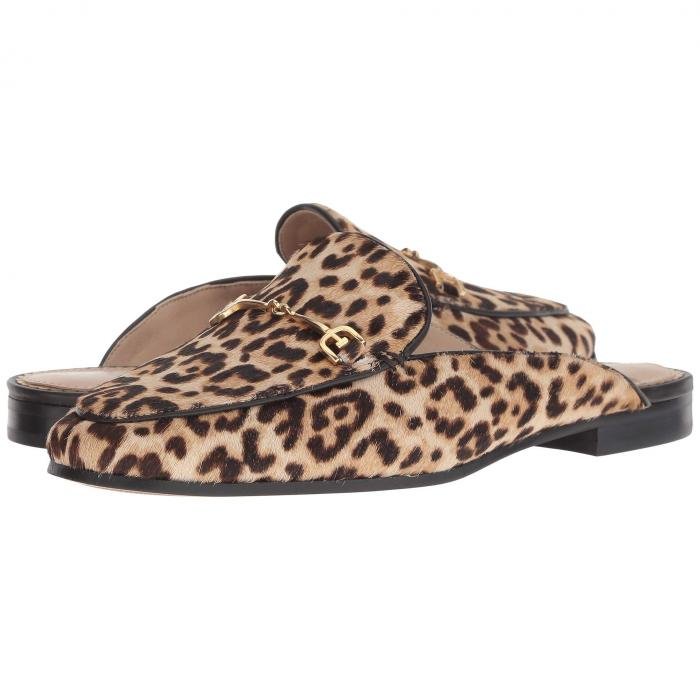 SAM EDELMAN レディース 【 Linnie 】 Sand Leopard Jungle Leopard Brahma Hair