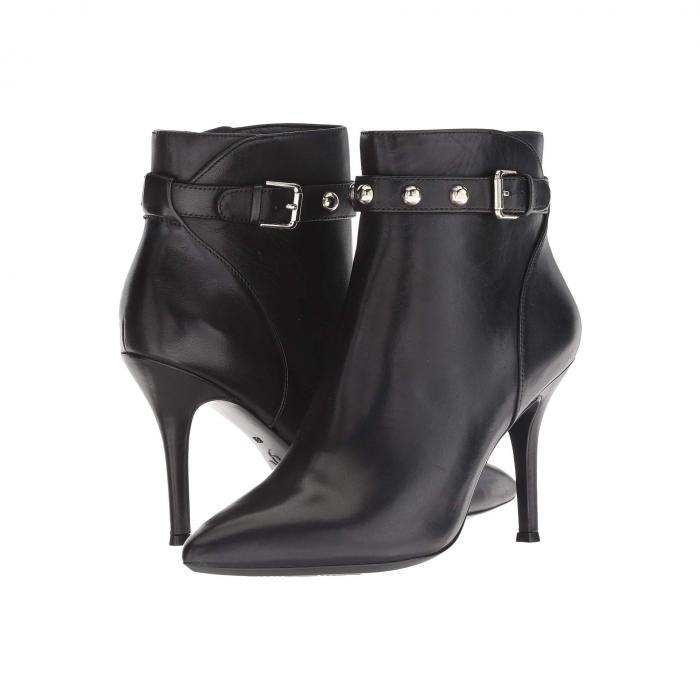 NINE WEST レディース 【 Fatrina 】 Black Leather