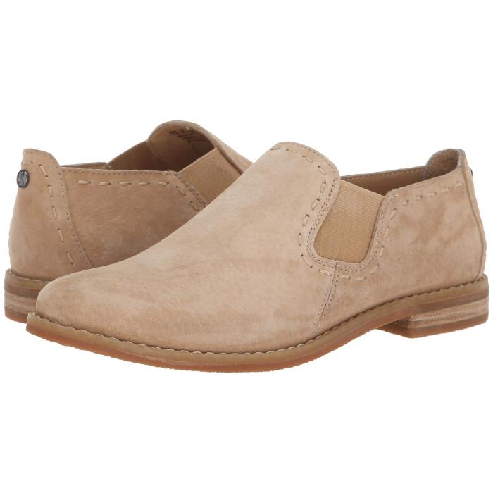 HUSH PUPPIES スリッポン チノ スエード スウェード 【 SLIPON HUSH PUPPIES CHARDON CHINO TAN SUEDE 】
