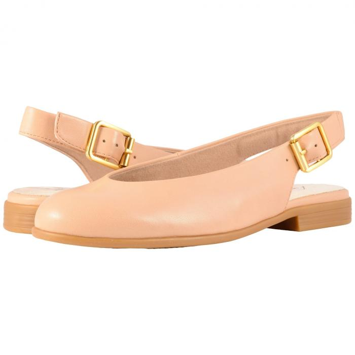 TROTTERS 【 ALICE NUDE SOFT LEATHER 】 送料無料