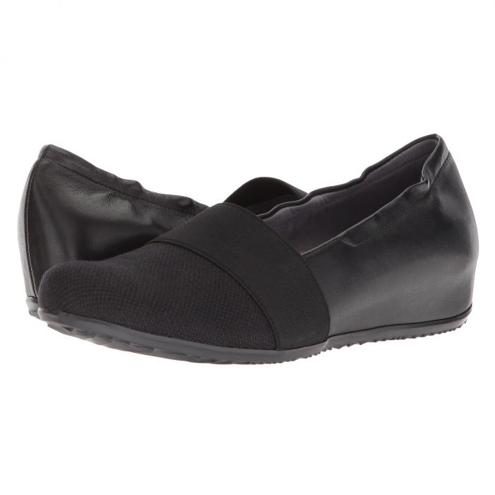 SOFTWALK 【 WONDER BLACK LINEN LEATHER 】 送料無料