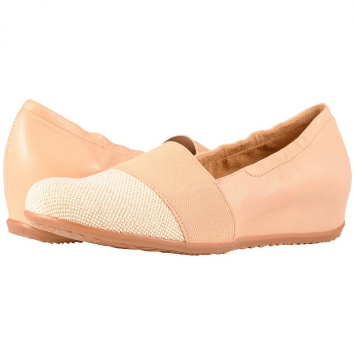 SOFTWALK ナチュラル レザー 【 SOFTWALK WONDER NATURAL NUDE LINEN LEATHER 】
