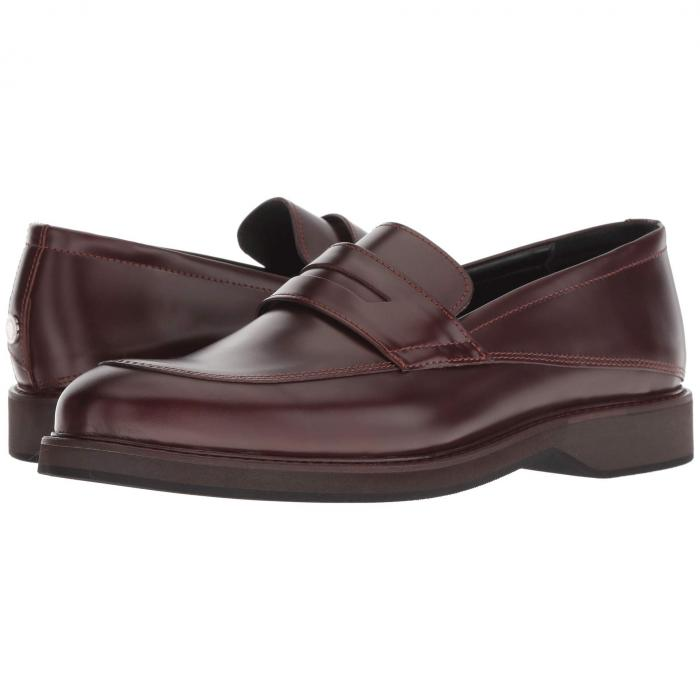 WANT LES ESSENTIELS 茶 ブラウン 【 BROWN WANT LES ESSENTIELS MARCOS LOAFER MULTI 】 メンズ ローファー