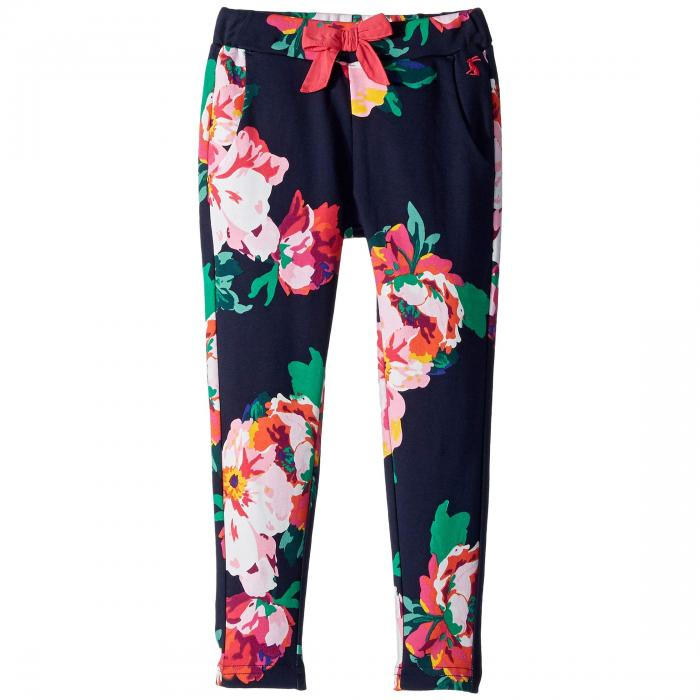 JOULES KIDS 【 PRINTED JOGGERS TODDLER LITTLE NAVY GRANNY FLORAL 】 キッズ ベビー マタニティ ボトムス 送料無料