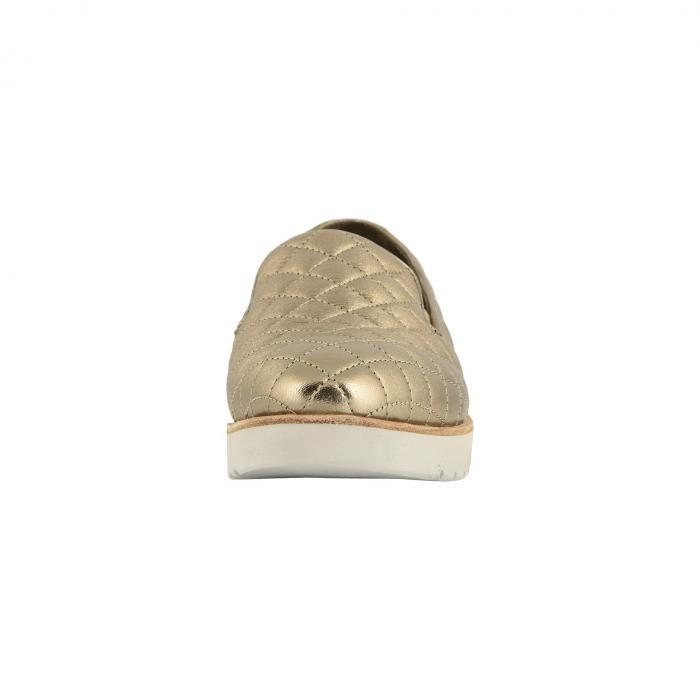 JOHNSTONMURPHY 金色 ゴールド グローブ グラブ グローブ 手袋 レザースニーカーJOHNSTON MURPHY PORTIA GOLD ITALIAN METALLIC GLOVE LEATHERY6fb7gIyv