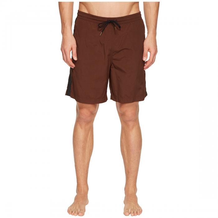 【海外限定】ショーツ ハーフパンツ メンズファッション ズボン 【 TAPED SWIM SHORTS 】