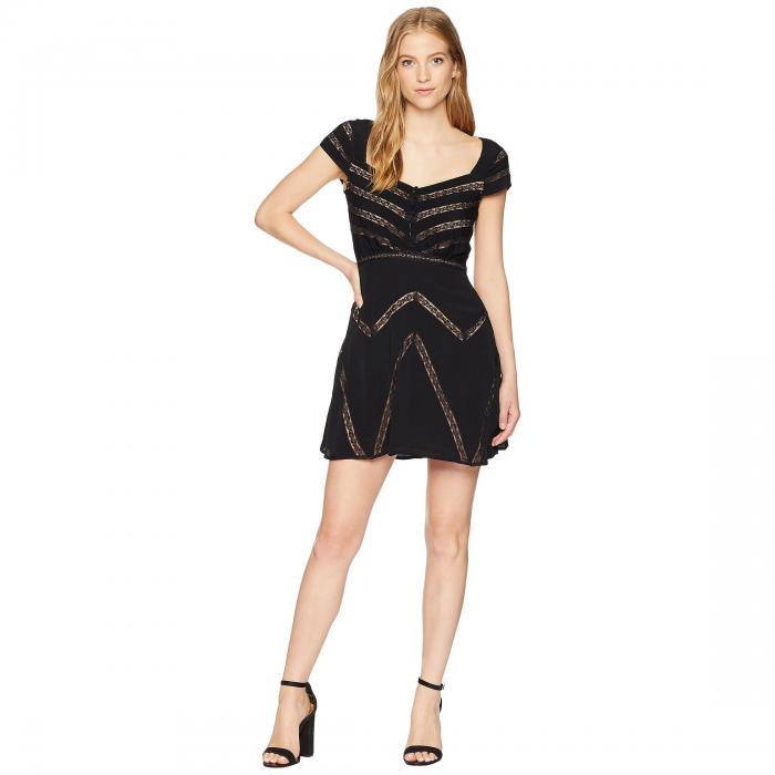 【★スーパーセール中★ 6/11深夜2時迄】FREE PEOPLE レディースファッション ドレス レディース 【 Elle Mini 】 Black